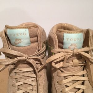 buy popular 1fecf e5435 Nike Shoes | Dunk Sky Hi Tokyo Silverlinen Sz 65 | Poshmark